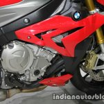 BMW S1000R engine at Thai Motor Expo