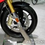 BMW S1000R front wheel at Thai Motor Expo