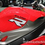BMW S1000R fuel tank at Thai Motor Expo