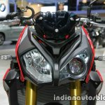 BMW S1000R headlamp at Thai Motor Expo