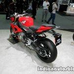 BMW S1000R rear three quarter at Thai Motor Expo