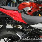 BMW S1000R seat at Thai Motor Expo