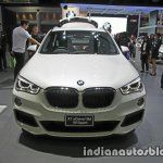 BMW X1 sDrive18d M Sport front at 2016 Thai Motor Expo