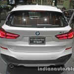 BMW X1 sDrive18d M Sport rear at 2016 Thai Motor Expo