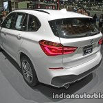 BMW X1 sDrive18d M Sport rear three quarters at 2016 Thai Motor Expo