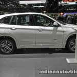 BMW X1 sDrive18d M Sport side profile at 2016 Thai Motor Expo