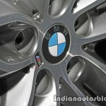 BMW X1 sDrive18d M Sport wheel design at 2016 Thai Motor Expo