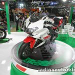 Benelli Tornado 302 front three quarter  left at Thai Motor Expo