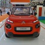 Citroen E-Mehari front at 2016 Bologna Motor Show