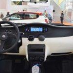 Citroen E-Mehari interior dashboard at 2016 Bologna Motor Show