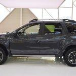 Dacia Duster Black Shadow profile at 2016 Bologna Motor Show