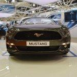Ford Mustang Convertible front at 2016 Bologna Motor Show