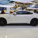 Ford Mustang profile at 2016 Bologna Motor Show