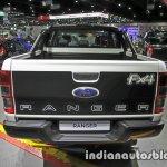 Ford Ranger Hi-Rider FX4 rear at 2016 Thai Motor Expo