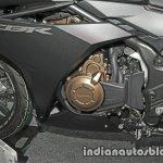 Honda CBR 500R engine at Thai Motor Expo