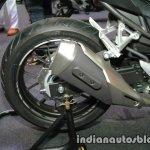 Honda CBR 500R exhaust at Thai Motor Expo