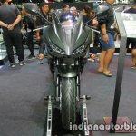 Honda CBR 500R front at Thai Motor Expo