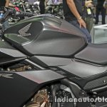 Honda CBR 500R fuel tank at Thai Motor Expo