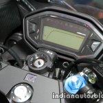 Honda CBR 500R instrumentation at Thai Motor Expo
