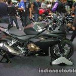 Honda CBR 500R rear three quarter side at Thai Motor Expo