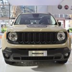 Jeep Renegade Desert Hawk front at 2016 Bologna Motor Show