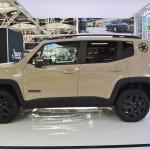 Jeep Renegade Desert Hawk left side at 2016 Bologna Motor Show