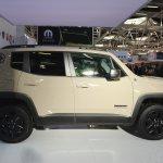 Jeep Renegade Desert Hawk profile at 2016 Bologna Motor Show
