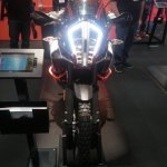 KTM 1290 Super Adventure R front at New York IMS