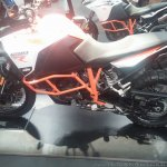 KTM 1290 Super Adventure R side at New York IMS