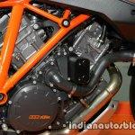 KTM 1290 Super Duke GT engine at Thai Motor Show