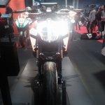 KTM Duke 390 front at New York IMS live