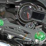 Kawasaki H2 instrumentation at Thai Motor Expo