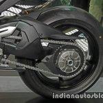 Kawasaki H2 rear wheel Thai Motor Expo