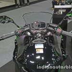 Kawasaki Ninja 650 clipons at Thai Motor Expo