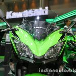 Kawasaki Ninja 650 headlamp at Thai Motor Expo