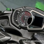 Kawasaki Ninja 650 instrumentation at Thai Motor Expo