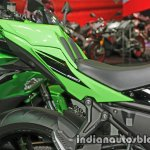 Kawasaki Ninja 650 seat at Thai Motor Expo