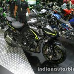 Kawasaki Z1000 front three quarter at Thai Motor Expo