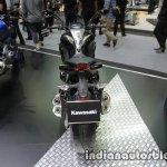 Kawasaki Z1000 rear at Thai Motor Expo