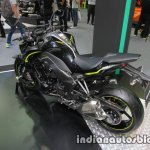 Kawasaki Z1000 rear three quarter at Thai Motor Expo