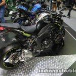 Kawasaki Z1000 rear three quarter right at Thai Motor Expo