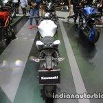 Kawasaki Z650 rear at Thai Motor Expo