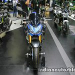 Kawasaki Z900 front at Thai Motor Expo