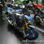 Kawasaki Z900 front three quarter right at Thai Motor Expo