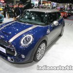 MINI Cooper S Seven Edition 3-DOOR front three quarters at 2016 Thai Motor Expo