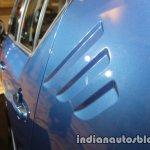 Maruti Ignis C-pillar detail unveiled
