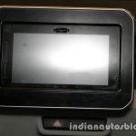 Maruti Ignis Smartplay touchscreen unveiled