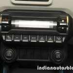 Maruti Ignis automatic climate control unveiled