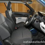 Maruti Ignis front cabin unveiled