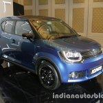 Maruti Ignis front three quarter unveiled